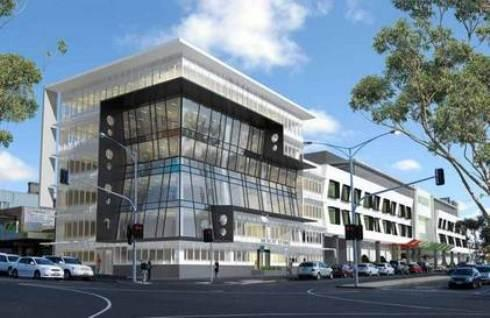 St John of God Hospital Geelong - Kane Constructions
