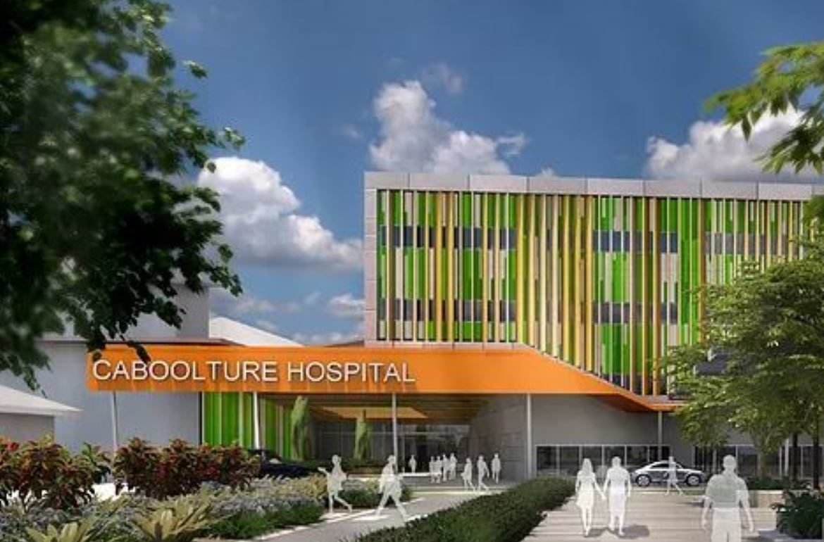 Caboolture Hospital Emergency Department Expansion Phase 2