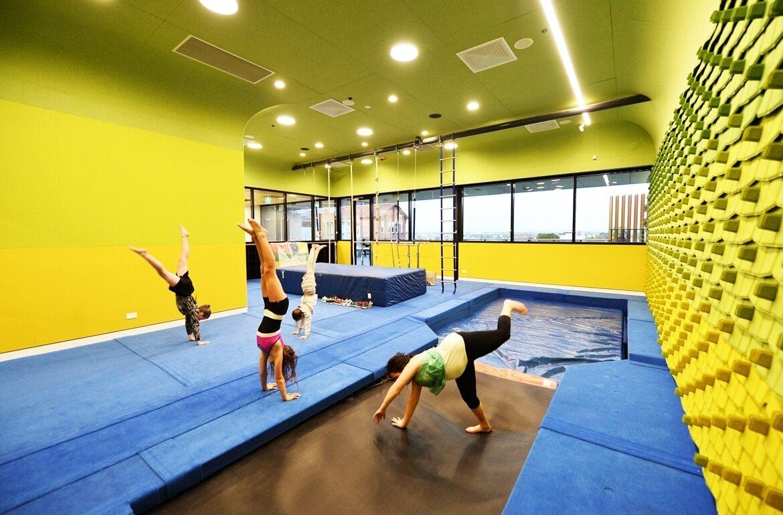 Melbourne Girls Grammar Artemis Centre Kane Constructions