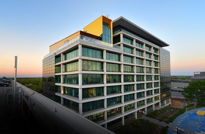 Monash University Business School (Building H) - Kane Constructions