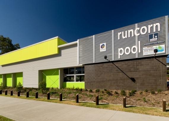 Runcorn swimming pool complex kane constructions - Brisbane city council swimming pools ...
