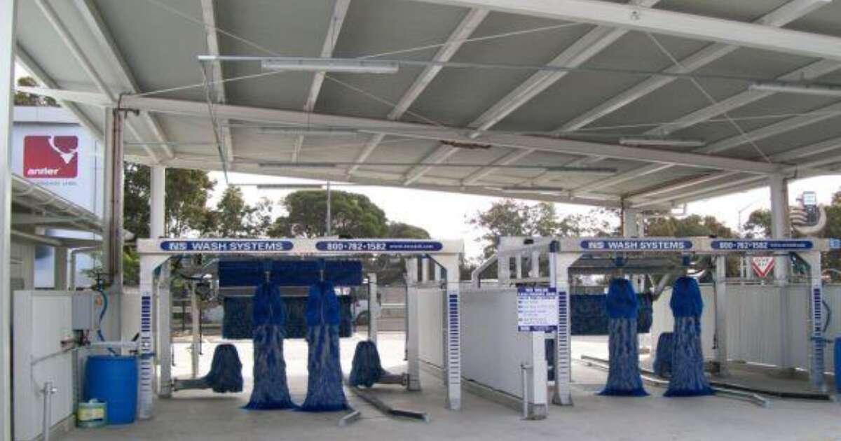 Master Car Wash >> T1 Rental Car QTA Facility, Sydney International Airport ...